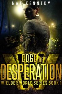 2016-01-002 Edge of Desperation eBook cover